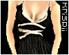 matelic strappy dress