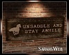 WildHorse Unsaddle Art