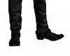 Formal Gray Half Boots