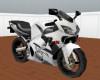 Sports Bike-White