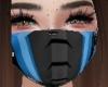 Blue Cybog mask