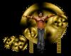 (1M) Gold Pose Balls