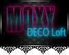 JAD DECO Moxy Loft
