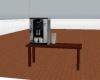 coffee machine with soud