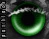POW Green Eyes