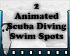 2 Anim Scuba Swim Spots