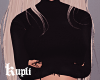 $K Kendall Top Black