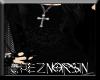 Gothic Noir Jacket&Shirt