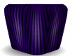 Purple Cube Seat