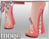 Pink Queen Heels