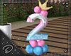 !D! Crown Balloon 2 PB