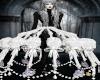 White Skull Wedding