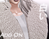 S* Shiro Miss Fur Scarf