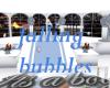 falling bubbles