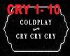 coldplay Cry Cry Cry