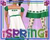 *S* St.Patty Dress