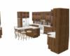 darkwood kitchen