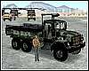 US Army 2.5 Ton Truck