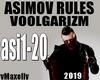 VOOLGARIZM -Asimov Rules