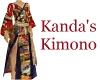 Kandas Kimono