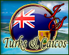Turks & Caicos Badge