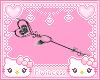 ♡ heart staff