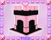Castle | Black & Pink