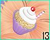 Candyholic Hair Cupcake