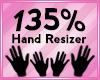 Hand Scaler 135%