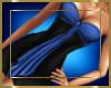 Mini Blue & Black Dress