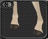 [<:3]Giraffe Hooves (F)