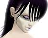 evil girl hair