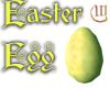 Easter Egg-SpeckleYellow