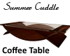 *T*Summer Cuddle Table