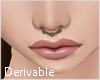 ♚ Lauren Septum Derive