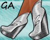 GA Silver Wedge