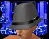 Chuco Hat Grey