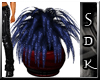 #SDK# Latex Plant 4 Blue