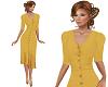 TF* Classy Yellow Dress