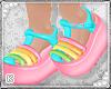 Rainbow Jellies