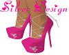 SW Pink Fairy High Heels