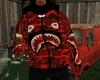 Red bape monsta