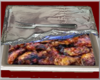 OSP Pan Of  BBQ Chicken