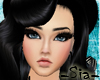 -Sia- Serious Model Head