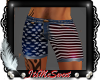 4th of July Male Shorts