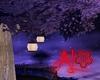 Evening Sakura Treehouse