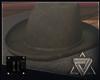 // brown hat.deco