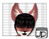 Fox Girl Furry Ears