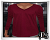 P5* Red Shirt Terri