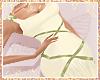 Tiana's wedding gown